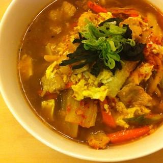 Kimchi Ramen @ Ramen Cool