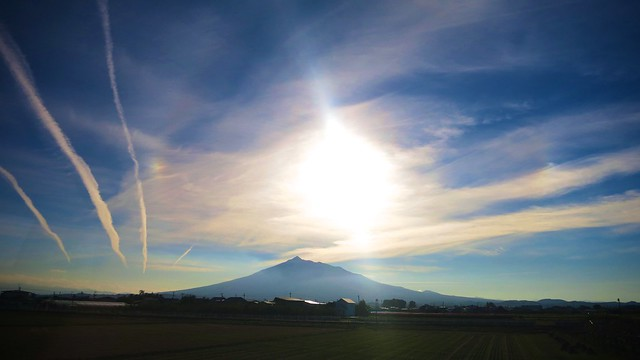 Photo:Mt.Iwaki By:Kossy@FINEDAYS