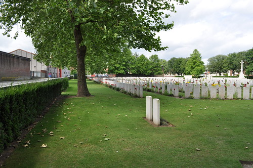 2012.06.30.049 - IEPER - Militaire Begraafplaats 'Ypres Reservoir Cemetery'