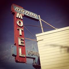 Vintage Sign #1