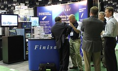 Finisar Booth at SCTE Oct2012