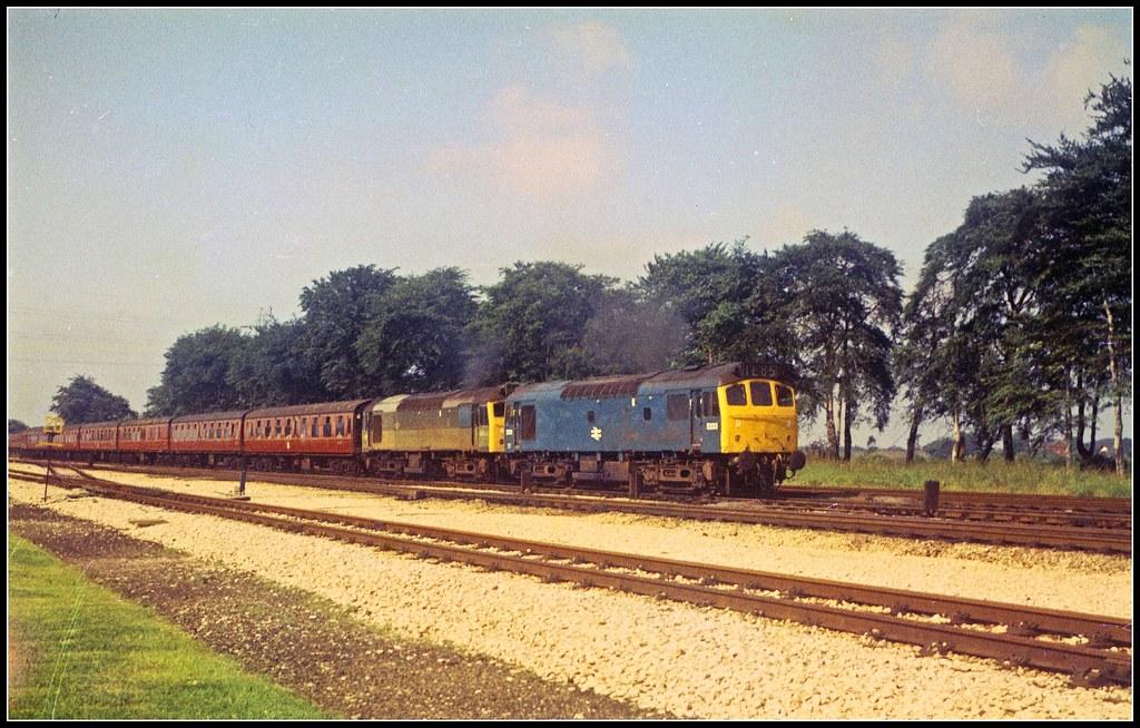 5233 and 7557 Trent 30Jun73
