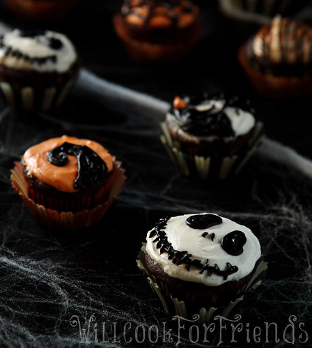 Nightmare Before Christmas Cupcakes, 4/4
