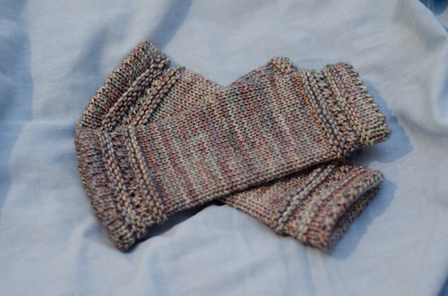 Alice's Reading Mitts
