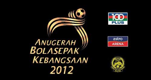 Anugerah Bolasepak Kebangsaan 2012