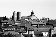 Crocq (Creuse) - Photo of Mautes