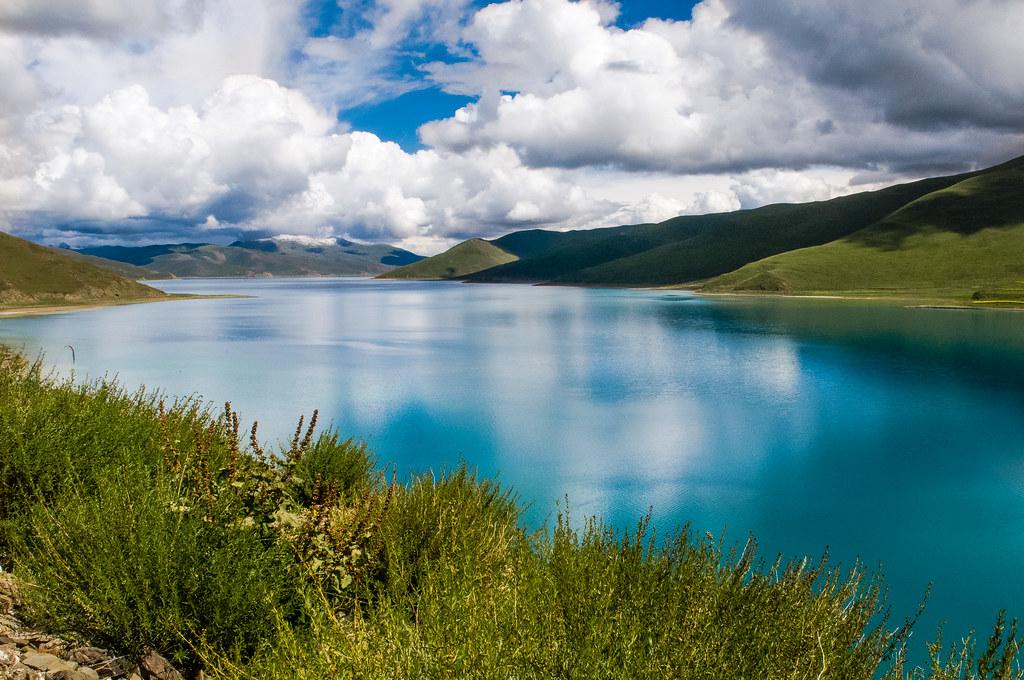 再走西藏-羊卓雍措 - 风景这边独好 - 风 景 这 边 独 好