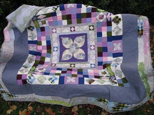 Parisville quilt