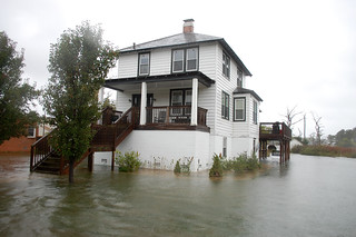 Hurricane Sandy-- Grandview Beach in Hampton,VA