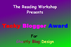 Tacky Blog Award2