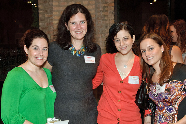 Fall Outreach Event: Mix & Mingle - October 25, 2012