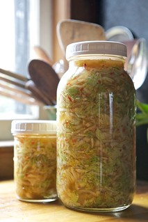 Making Kimchi for Winter Health
