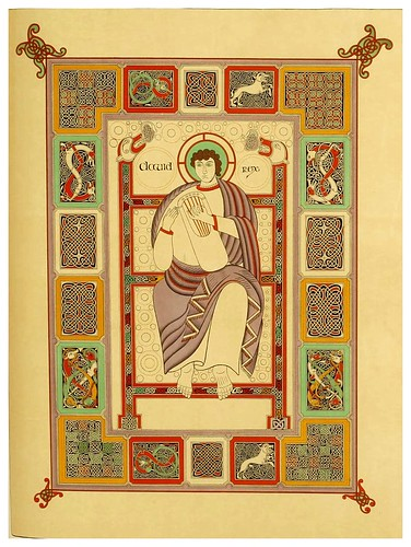 010-Fac-similes of the miniatures & ornaments of Anglo-Saxon & Irish manuscripts-1868