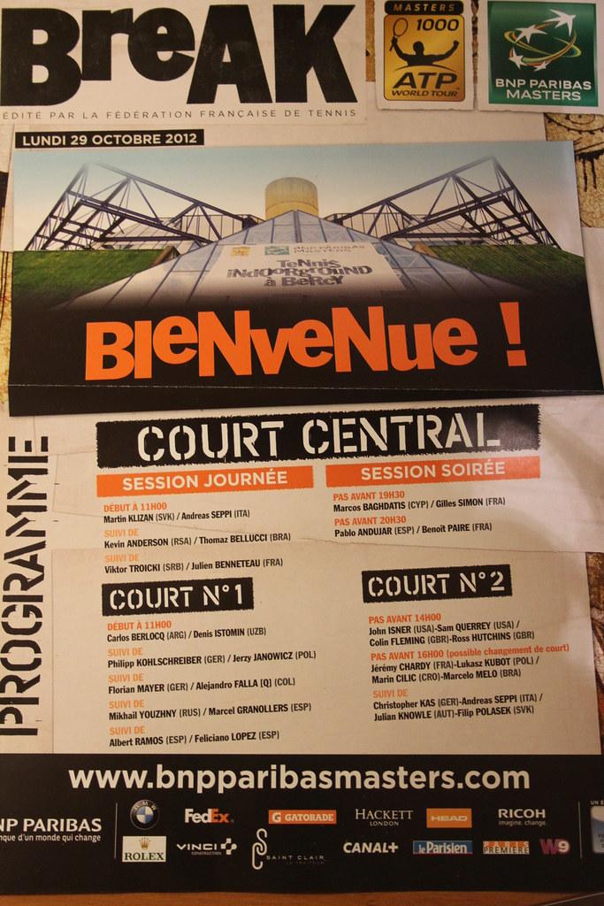 Bercy Day 1