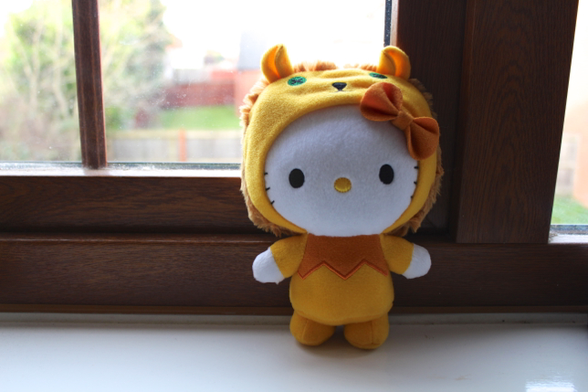 Hello Kitty Lion