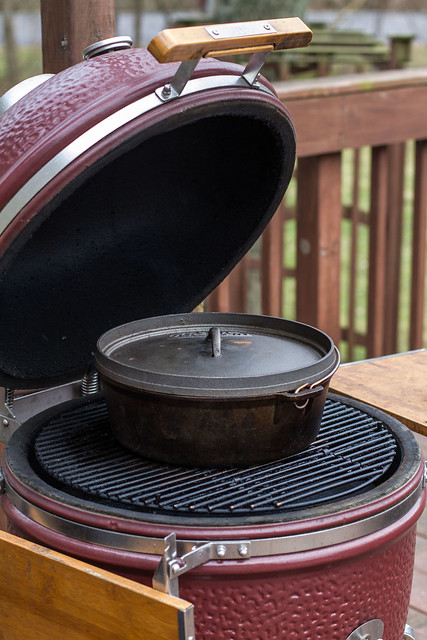 Dutch Oven on Saffire