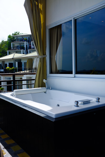 Jacuzzi by Mantra Samui Boutique Resort & Spa