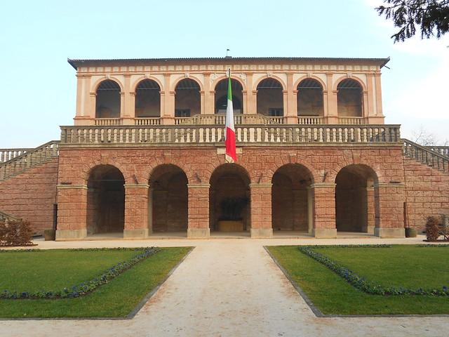 Luvignano di Torreglia - Villa dei Vescovi