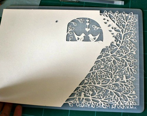 All Things Paper: Romantic Paper Cuttings - Louise McLaren