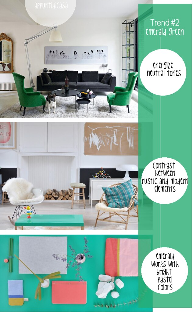 emerald trend