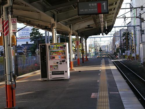 東京⇔福生