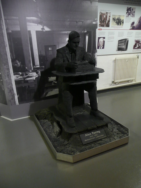 Header of Alan Turing