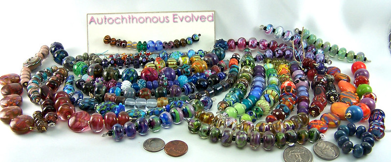 Beads for Big eBay Lampwork Sale