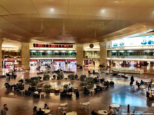 Leaving Tel Aviv: My Experience Through Airport Security at