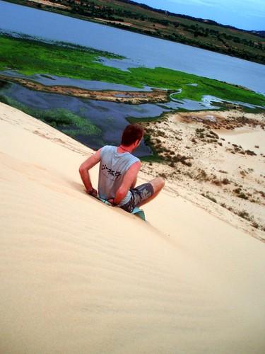 Mui ne sand dunes