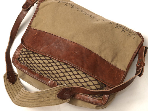 Rugby / Fishing Shoulder Bag