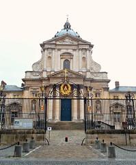 Église du Val-de-Grâce, Paris France