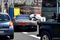GTA Spano & Koenigsegg CCX