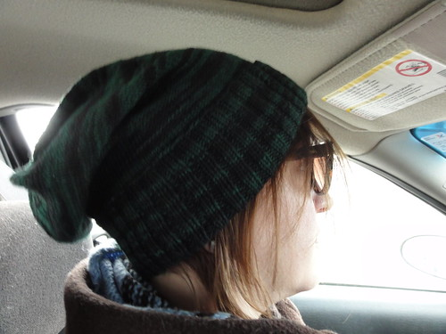 Green Sockhead Hat