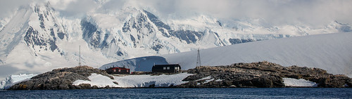 panorama antarctica 南極