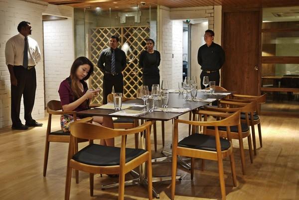 Blu Med Restaurant italian restaurant @ Mid Valley -006