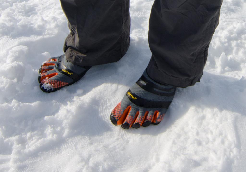 Vibram EL-X snow