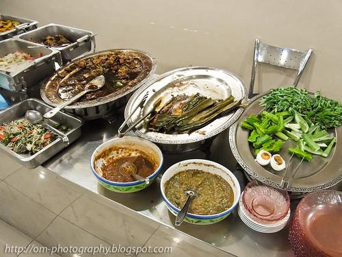 ulam and sambal, restoran D&R, shah alam, kompleks pkns R0021189 copy