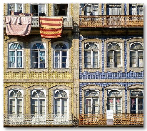 Janelas de Guimarães by VRfoto