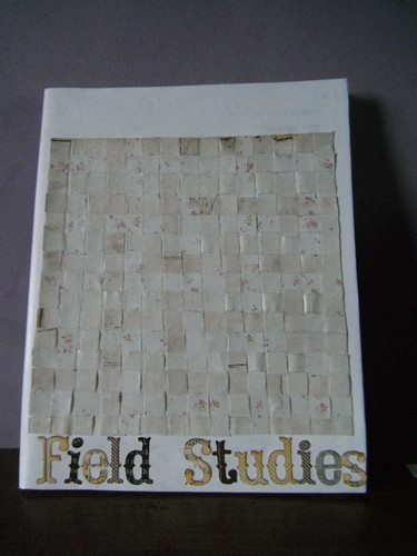 Woven front cover