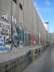 The Wall in Beit Sahour
