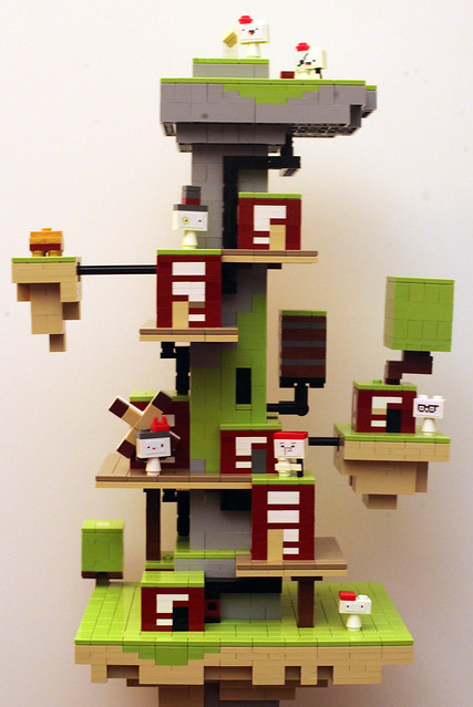 Fez Characters on Model