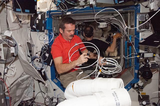 canadian space agency astronaut chris hadfield - photo #26