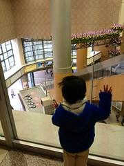 朝散歩 アトレ恵比寿 2013/2/5