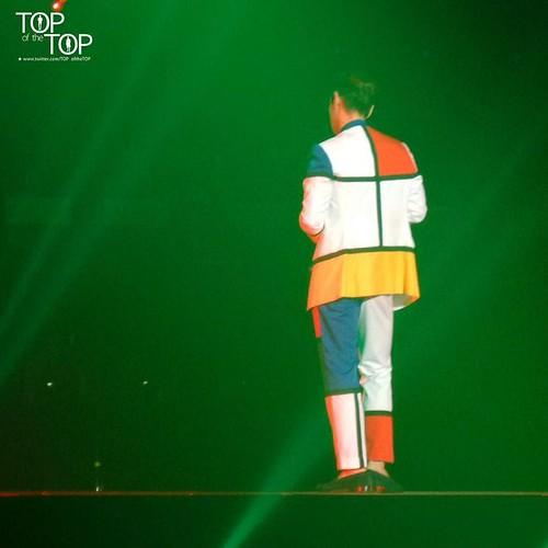 Big Bang - Made Tour 2015 - Los Angeles - 03oct2015 - TOP_oftheTOP - 03