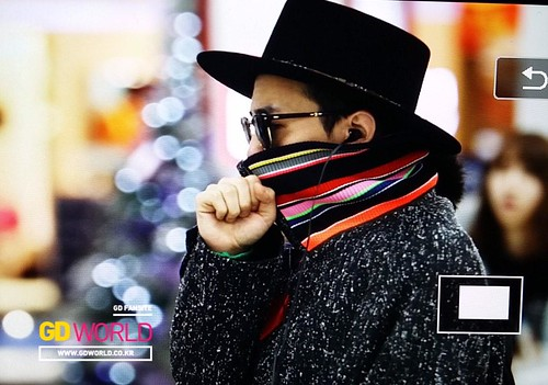 Big Bang - Gimpo Airport - 15jan2015 - G-Dragon - GD World - 03