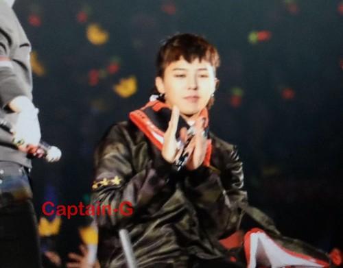 Big Bang - Made Tour - Osaka - 22nov2015 - Captain G - 02