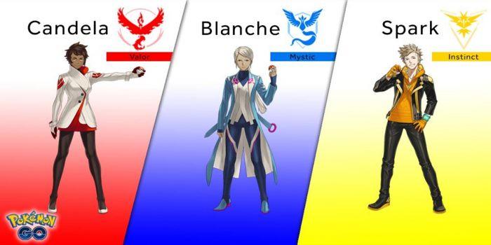 Pokemon Go é sucesso com Candela Spark e Blanche