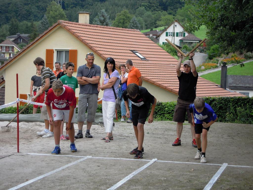 Dr schnällst Lützler 2011 - UBS Kids Cup