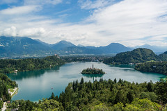 A postcard from Bled