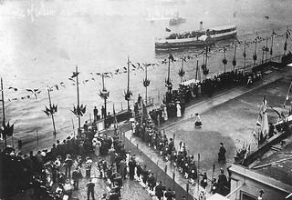 Greenwich Pier